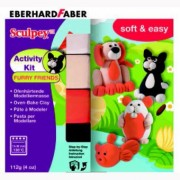 Set activitati Sculpey prieteni Eberhard Faber
