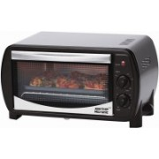 American Micronic 14-Litre AMI-OTG-14LDx Oven Toaster Grill (OTG)(Steel Grey, Black)