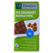 Ciocolata Alune Fara Zahar 85gr Damhert