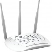 TP-Link TL-WA901ND 300Mbps Advanced Wireless N Access Point with Three 4dBi Detachable Antenna, 2.4 to 2.48GHz Frequency