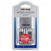 Whitenergy incarcator baterii 4xAA/AAA and 2x6F22 (9V) 400mA