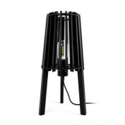 Fidel Table Lamp Blk Timber 28Lx8Wx42H (iv)