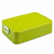Lobbes Mepal Lunchbox Take a Break Large - Lime