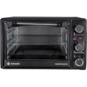 Singer 23-Litre SOT 230 MBT Oven Toaster Grill (OTG)(Black)