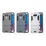 LG G6 H870 (калъф Hybrid + стойка) Transformers style'