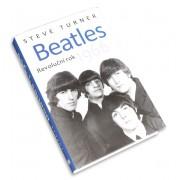 kniha Beatles - Revoluční rok 1966 - Steve Turner - 0331883