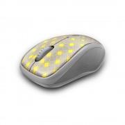 Mouse, Rapoo M280 Silent, Multi-mode, Wireless, Светло сив (18046)