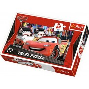 Puzzle Tokyo Cars, 60 piese