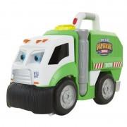 Camionul Dusty Aspiratorul de jucarii