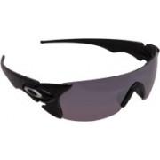 Overdrive Round Sunglasses(Grey)