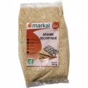Markal Sésame Blond Décortiqué 250g-Markal