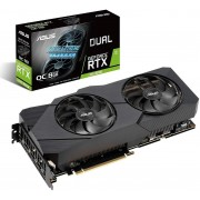 Asus Dual nVidia Geforce RTX2080 Super Evo V2 OC 8GB GDDR6 Graphics card