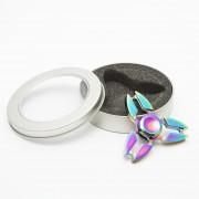Metalický fidget spinner TOP variácie