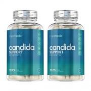 maxmedix Candida Support – Helpt bij het balanceren van de candida niveau's door probiotica - 2 pack