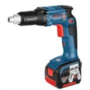 Aku odvrtač za suvu gradnju Bosch GSR 18 V-EC TE Professional 2 x 5,0 Ah