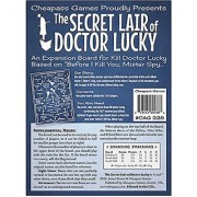 Secret Lair of Doctor Lucky Board Game