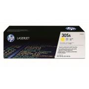 HP 305A Yellow LaserJet Toner Cartridge