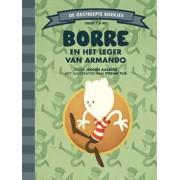 De Gestreepte Boekjes - Borre en het leger van Armando