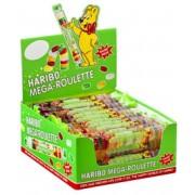 Haribo mega roulette zuur rol snoep - 40 stuks