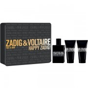 Zadig & Voltaire This is Him Комплект (EDT 50ml + SG 50ml + SG 50ml) Happy Zadig! за Мъже