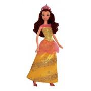 Mattel W5546 Disney Princess Sparkling Princess Belle Doll - 2012