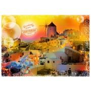 Puzzle Grafika - Travel around the World - Greece, 1.000 piese (58997)