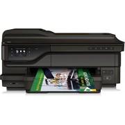HP OfficeJet 7110 (cr768 a) A3 Printer (4800 x 1200 dpi, USB, Wifi, Ethernet, eprint, airprint, Cloud Print) Zwart, zwart