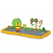 Bobble Bots Moshi Monsters Playsets (Cobblestone Garden) - Jeepers