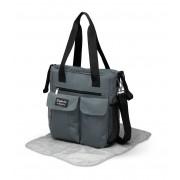 Coimasa Pirulos bolso Carry con cambiador color gris