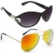 Vitoria Over-sized Sunglasses(Multicolor)