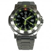 Smith & Wesson Tritium Aviator Watch SWW-357-SS