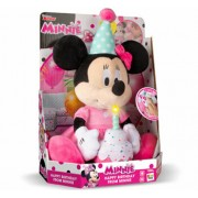 Jucarie plus Minnie Mouse - La multi ani