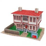 Cubicfun 3D Puzzle - Turkiye Flavor Folk House 1 - W3109H
