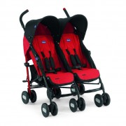 Kolica za blizance Chicco Echo Twin garnet crvena, 5030121