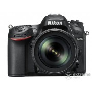 Kit aparat foto Nikon D7200 (cu obiectiv 18-105mm VR)