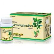 Austro Ashwagandha 60 capsules pack