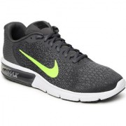 Nike Air Max Sequent 2 Grey Men'S Running Shoes