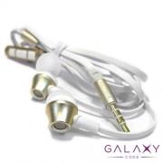 Slusalice REMAX RM-610D belo-zlatne
