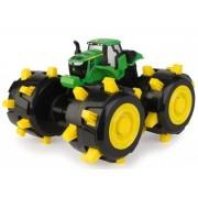 TOMY John Deree traktor opony z kolcami 46712