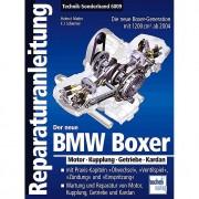 Motorbuch-Verlag Reparaturanleitung Bucheli BMW Boxer 1200 cm³