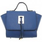 Liten väska blå