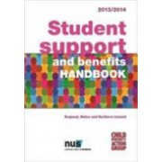 Student Support and Benefits Handbook - England, Wales and Northern Ireland 2014/15 (Child Poverty Action Group)(Paperback) (9781906076931)