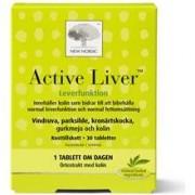 New Nordic Active Liver 30 kapslar