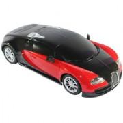 Bugatti Veyron Rechargeable Remote Control 1 24 Model Car (Black-Blue Black-Red)
