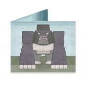 Dynomighty Design Mighty Wallet Angry Gorilla