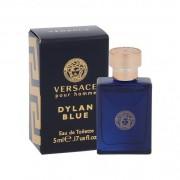 Versace Pour Homme Dylan Blue eau de toilette 5 ml за мъже