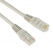 Cable, VCom, LAN UTP Cat5e Patch Cable (NP511-1m-BULK)