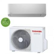 Toshiba Climatizzatore Condizionatore Toshiba Mirai 13000btu Gas R32 + Staffe Omaggio