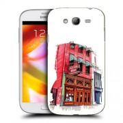 Husa Samsung Galaxy Grand Neo i9060 i9080 i9082 Silicon Gel Tpu Model Old Town Bar