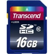Card de Memorie Transcend SDHC 16GB Class10